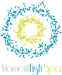 Logo moment Fish Spa