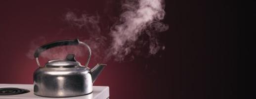 Préparer une inhalation contre le rhume