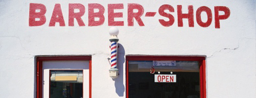 Aller chez le barbier