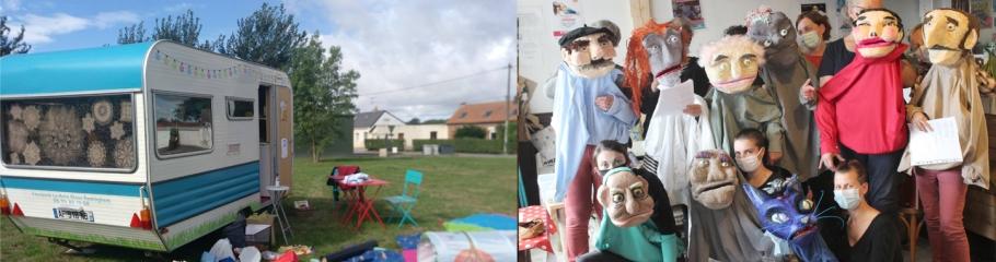 BOBAR A ROULETTES et ses muppets