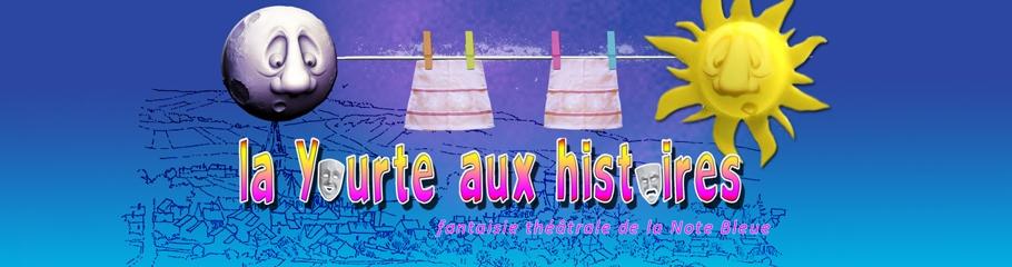 la yourte aux histoires