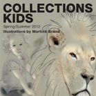 Collections Kids by Martine Brand Spring/Summer 2012