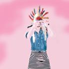 Armani, Marni, illustration by Martine Brand