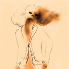 Chanel, illustration by Martine Brand