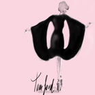 Tom Ford, illustration by Martine Brand
