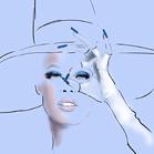 Yves Saint Laurent, llustration by Martine Brand