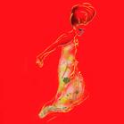 Diane Von Furstenberg, illustration by Martine Brand