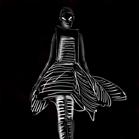 Fendi, illustration by Martine Brand