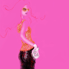 Prada, illustration by Martine Brand