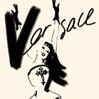 Versace, illustration by Martine Brand
