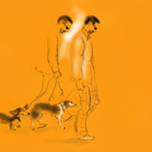 Viktor & Rolf, illustration by Martine Brand