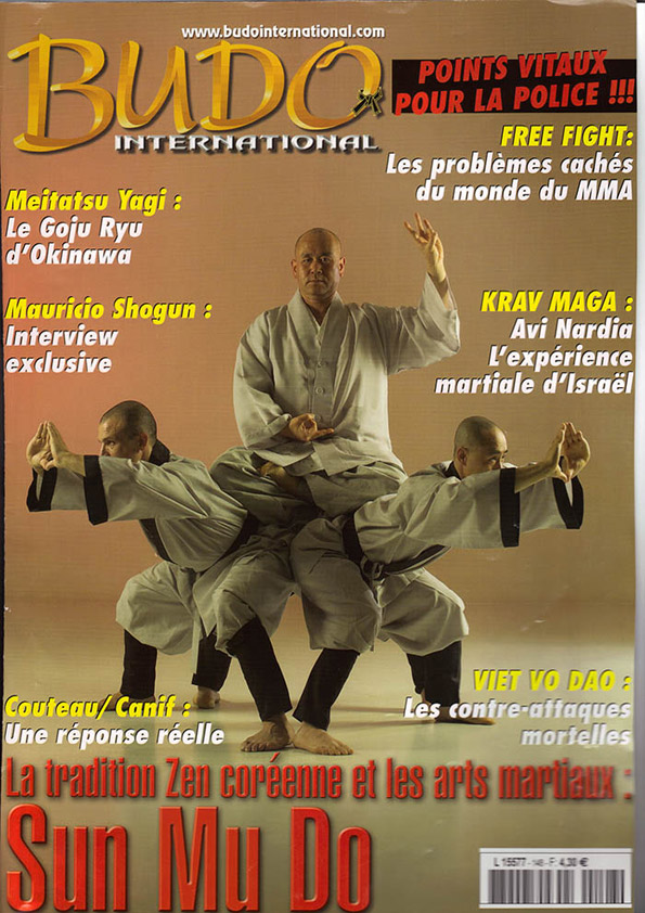 Budo international 1