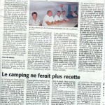 Courrier vendéen du 15 octobre 2009