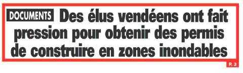 Canard Enchaîné 31/3/2010