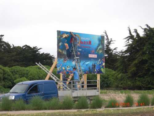 Panneau de l'aquarium juin 2010