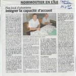 Courrier vendéen du 29 juillet 2010