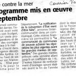 Courrier vendéen du 9 septembre 2010