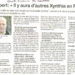 Ouest France, 24 août 2010