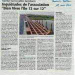 Courrier vendéen du 12 mai 2011