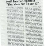 Courrier vendéen du 19 mai 2011
